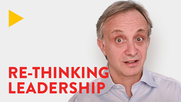 Re-thinking Leadership